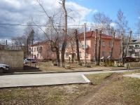 Новосибирск, улица Аэропорт, дом 31. многоквартирный дом