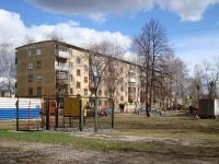 Новосибирск, улица Аэропорт, дом 52. многоквартирный дом
