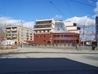 """Новосибирск, улица Аэропорт, дом 56А. гостиница (отель) """"Гостиный Двор"""""""
