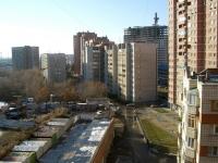 Новосибирск, улица Балакирева, дом 1. многоквартирный дом