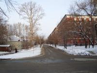 Новосибирск, улица Александра Невского, дом 2. многоквартирный дом
