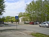 Новосибирск, улица Александра Невского, дом 7. гимназия №12