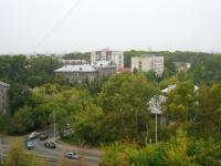 Новосибирск, улица Александра Невского, дом 40. интернат №116