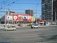 """Новосибирск, улица Богдана Хмельницкого, дом 1. торговый центр """"Калининский"""""""