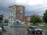 Новосибирск, улица Богдана Хмельницкого, дом 3. многоквартирный дом