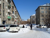 Novosibirsk, st Bogdan Khmelnitsky, house 14. Apartment house