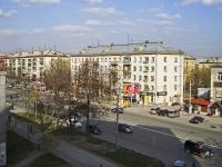 Новосибирск, улица Богдана Хмельницкого, дом 18. многоквартирный дом