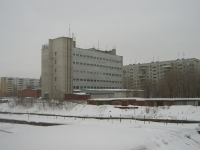 Novosibirsk, st Mendeleev, house 1. office building
