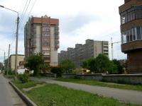 Новосибирск, улица Народная, дом 26/1. многоквартирный дом