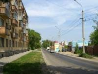 Новосибирск, улица Народная, дом 27. многоквартирный дом