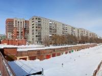Новосибирск, улица Народная, дом 28/1. многоквартирный дом
