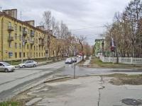 Новосибирск, улица Народная, дом 30. многоквартирный дом