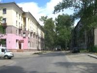 Новосибирск, улица Театральная, дом 34. многоквартирный дом