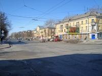 Новосибирск, улица Театральная, дом 35. многоквартирный дом