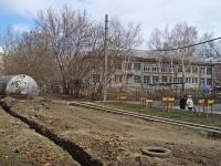 Новосибирск, 6 Пятилетки 1-й переулок, дом 5/1. детский сад №356