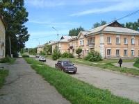 Новосибирск, улица 20 Партсъезда, дом 9. многоквартирный дом