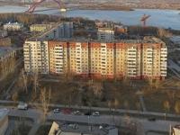 Новосибирск, улица 20 Партсъезда, дом 11. многоквартирный дом