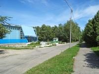 Novosibirsk, st Anikin, house 2А. sport center