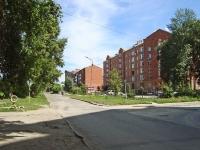Novosibirsk, st Anikin, house 25А. Apartment house