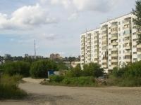Новосибирск, улица Беловежская, дом 8. многоквартирный дом