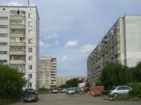 Новосибирск, улица Беловежская, дом 10. многоквартирный дом