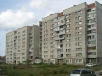 Новосибирск, улица Беловежская, дом 12. многоквартирный дом