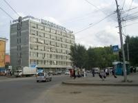 Новосибирск, улица Бетонная, дом 2. офисное здание