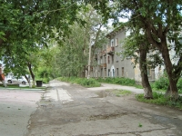 Новосибирск, улица Бетонная, дом 11. многоквартирный дом