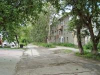 Novosibirsk, st Betonnaya, house 11. Apartment house