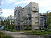 Новосибирск, улица Обогатительная, дом 8. многоквартирный дом