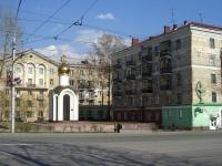 Novosibirsk, st Sibiryakov-Gvardeytsev, house 7/1. chapel