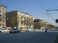 Novosibirsk, st Sibiryakov-Gvardeytsev, house 7. Apartment house
