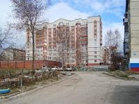 Novosibirsk, st Sibiryakov-Gvardeytsev, house 23/1. Apartment house