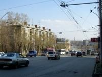 Novosibirsk, st Sibiryakov-Gvardeytsev, house 27. Apartment house