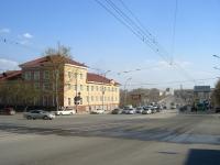 Новосибирск, улица Сибиряков-Гвардейцев, дом 29. офисное здание