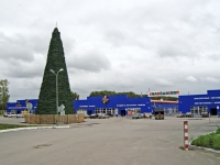 Novosibirsk, st Sibiryakov-Gvardeytsev, house 47 к.2. shopping center