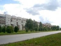 Novosibirsk, st Sibiryakov-Gvardeytsev, house 59/2. Apartment house