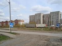 Новосибирск, улица Сибиряков-Гвардейцев, дом 61. общежитие Профессионального училища №27