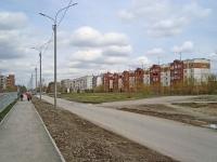 Novosibirsk, st Sibiryakov-Gvardeytsev, house 63. Apartment house