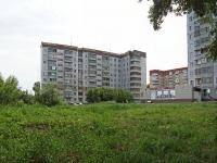 Новосибирск, улица Урманова, дом 1/1. многоквартирный дом
