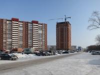 Новосибирск, улица Урманова, дом 7. многоквартирный дом