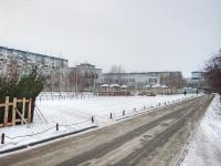 Новосибирск, улица 9 Гвардейской Дивизии, дом 9. санаторий №2