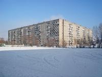 Новосибирск, улица 9 Гвардейской Дивизии, дом 15. многоквартирный дом