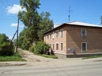 Novosibirsk, st Amurskaya, house 40/1. Apartment house