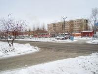 Новосибирск, улица Кирзаводская, дом 6/2. общежитие