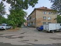 Новосибирск, улица 3 Интернационала, дом 276. многоквартирный дом