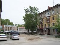 Новосибирск, улица Никитина, дом 1. многоквартирный дом