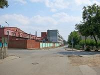 Новосибирск, улица Никитина, дом 14. завод (фабрика) Новосибирская, ЗАО, шоколадная фабрика