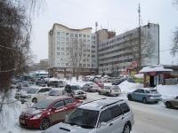 Новосибирск, улица Никитина, дом 20. офисное здание