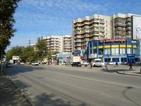 Новосибирск, улица Никитина, дом 62. многоквартирный дом